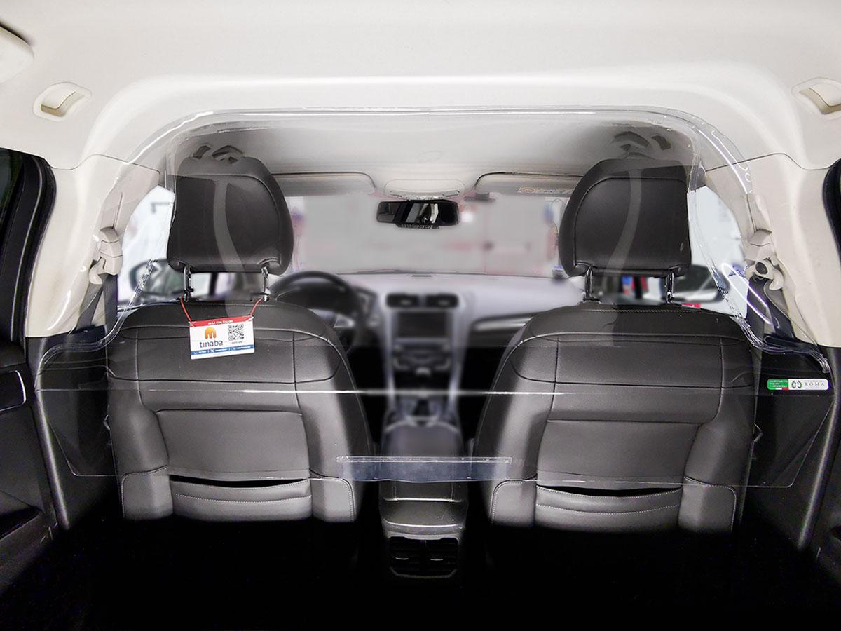 Allestimento Veicoli - Covid Shield - Modello su misura per Ford Mondeo